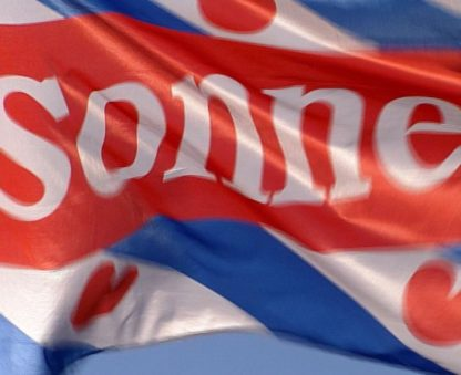 Sonenma Friese vlag