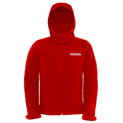 Sonnema softshell windjack